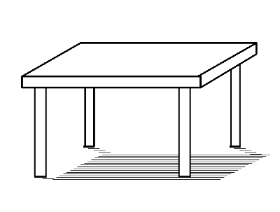 Fig. 1. An altar on which the first fruits of the harvest were offered to the gods.