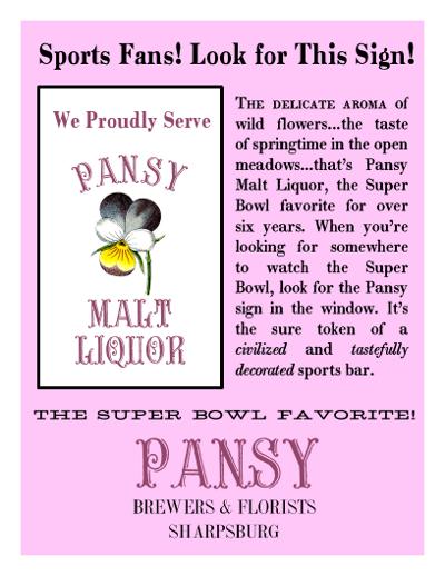 pansy-malt-liquor