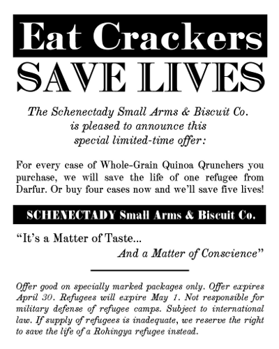 eat-crackers-save-lives