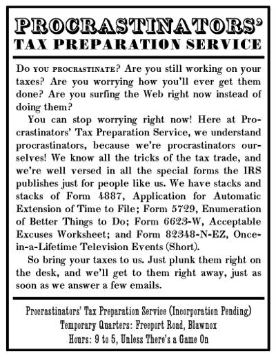 procrastinators-tax-preparation