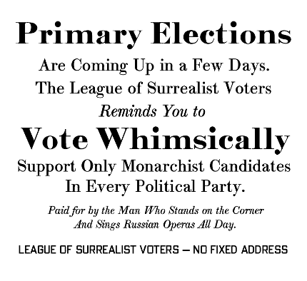 Vote-Whimsically