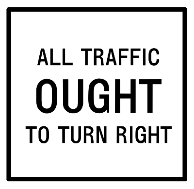 All-Traffic-Ought-to-Turn-Right