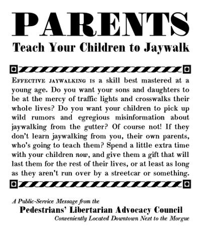 Teach-Your-Children-to-Jaywalk