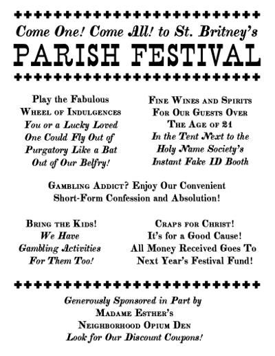 St-Britney-Parish-Festival