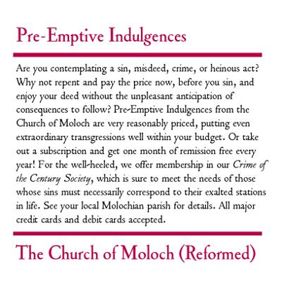 Moloch-Pre-Emptive-Indulences