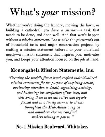 Mission-Statements